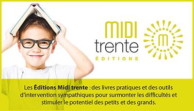 Les Éditions Midi Trente